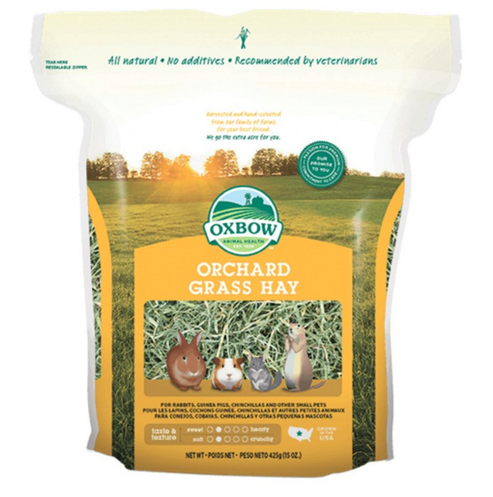 OXBOW ORCHARD GRASS HAY 40OZ