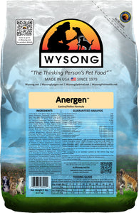 Wysong Anergen Dry Dog & Cat Food 5Lb