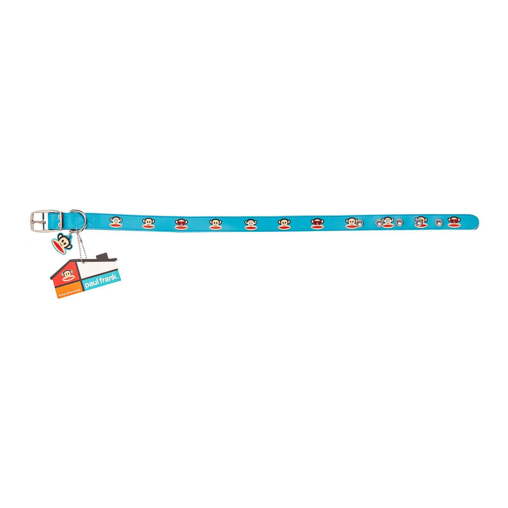 Paul Frank Rubberized Collar (XS, S, M, L)
