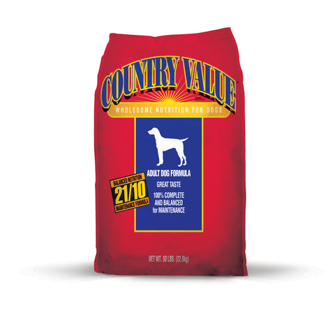 Country Value Dog 50lbs