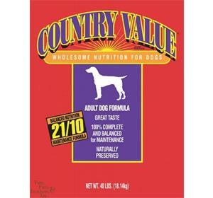 Country Value Adult Dog 50lb