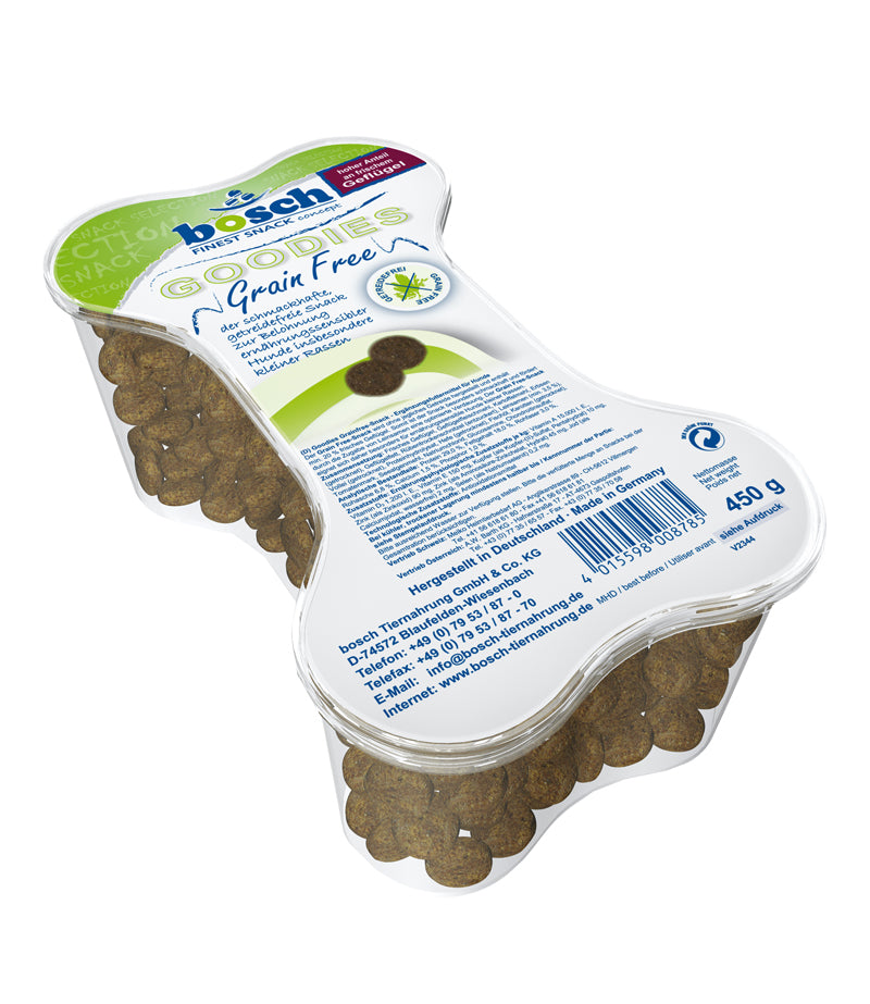 Bosch Finest Snack Goodies Grain Free Dog Treats 450g
