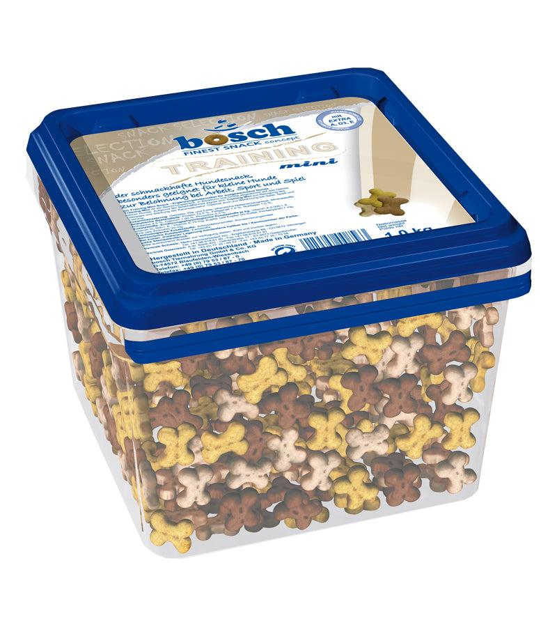 Bosch Finest Snack Training Mini Dog Treats 1kg