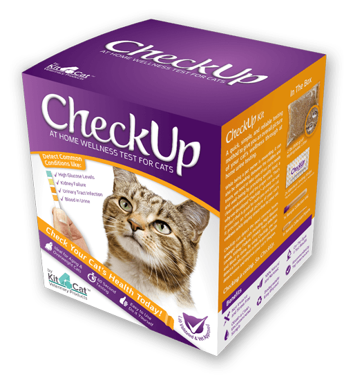 CheckUp Test Kit for Cat