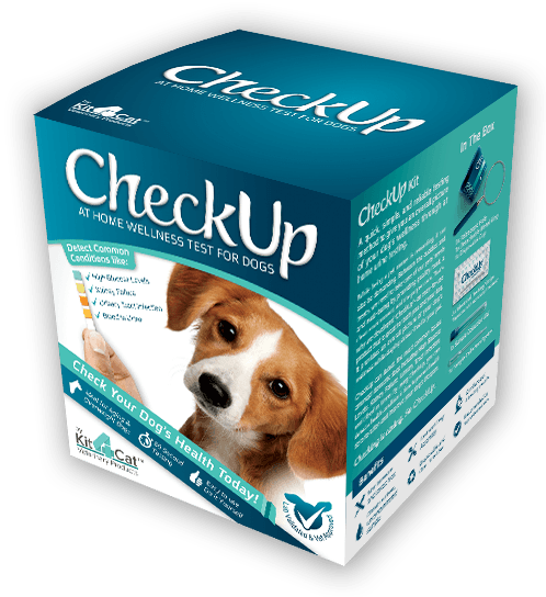 CheckUp Test Kit for Dog