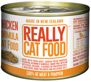 Really Cat Food Chicken 170g (24/carton)