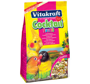 Vitakraft Cocktail Frutti Treat Cockatiel & Lovebird 250g