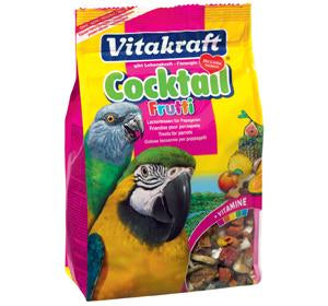 Vitakraft Cocktail Frutti Treat Parrot 250g