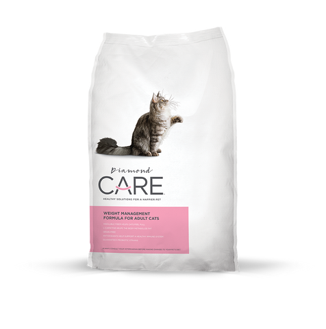 Diamond Care Weight Management for Adult Cat 6lbs