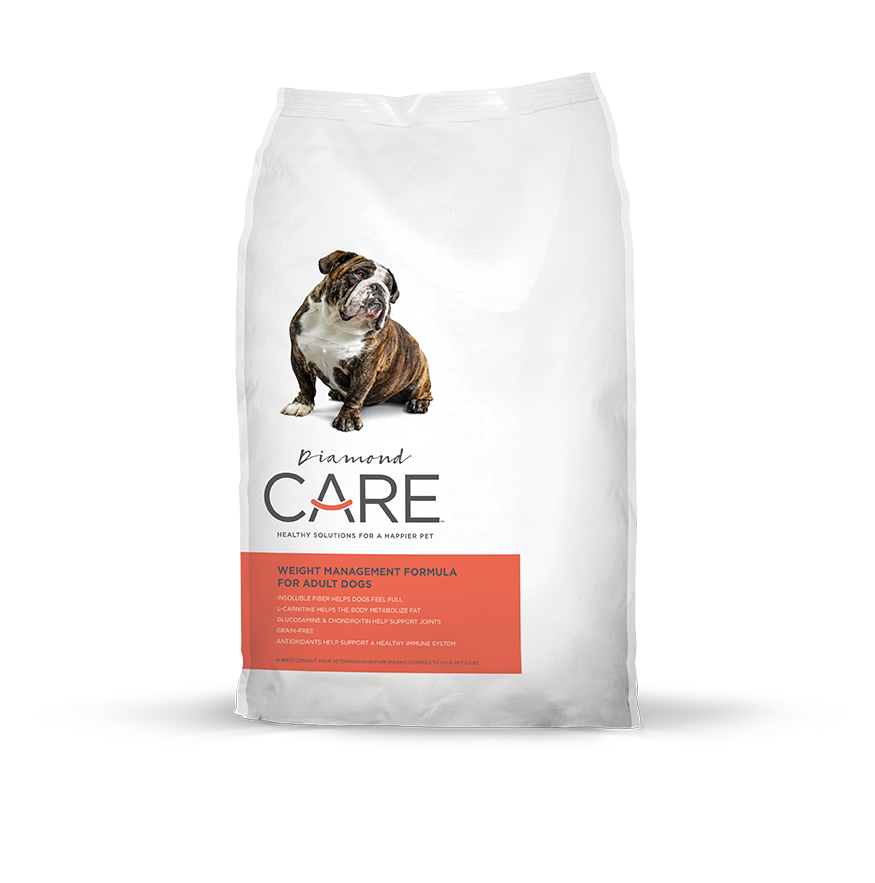 Diamond Care Weight Management for Adult Dog 8lbs