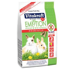 Vitakraft Emotion Professional Prebiotic for Rabbit (1.8kg, 4kg)