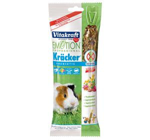 Vitakraft Emotion Professional Prebiotic Kracker Artichoke for Guinea Pig (2pc)