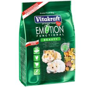 Vitakraft Emotion Functional Beauty for Hamster 600g