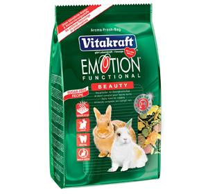 Vitakraft Emotion Functional Beauty for Rabbit 600g
