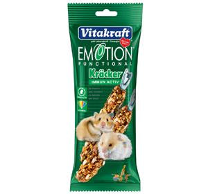Vitakraft Emotion Wellness Kracker for Hamster (2pc)