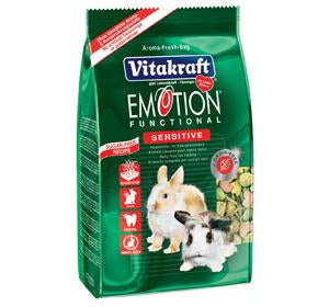 Vitakraft Emotion Functional Sensitive for Rabbit 600g