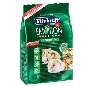 Vitakraft Emotion Functional Sensitive for Hamster 600g