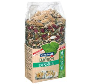 Vitakraft Emotion Nature Dinner for Hamster 600g