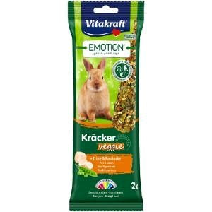 Vitakraft Emotion Kracker Veggie Rabbit