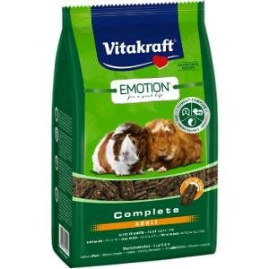 Vitakraft Emotion Complete Adult Guinea Pig