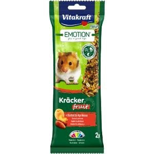 Vitakraft Emotion Kracker Fruit Hamster
