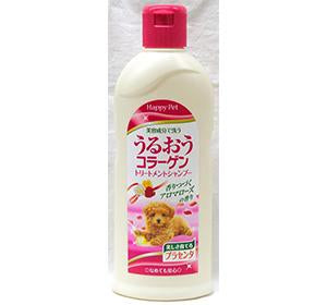 Happy Pet Collagen Shampoo Rose 350ml