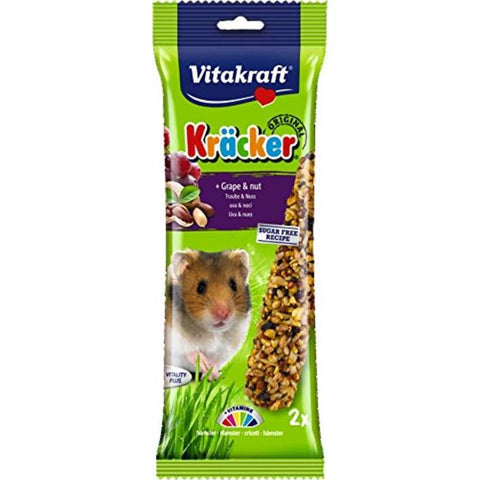 Vitakraft Kracker Grape Hamster 2pcs
