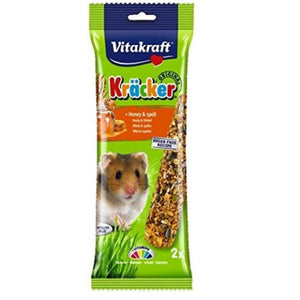 Vitakraft Kracker Honey Hamster 2pcs