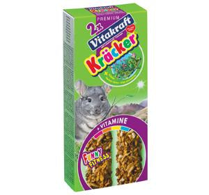 Vitakraft Kracker Classic Herbs for Chinchilla (2pc)