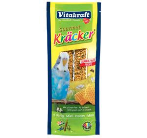 Vitakraft Kracker Honey for Budgie 60g