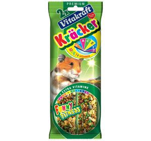 Vitakraft Kracker Multi-Vitamin for Hamster (2pc)