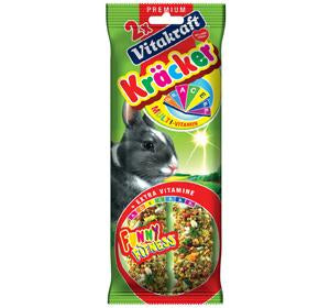 Vitakraft Kracker Multi-Vitamin for Rabbit (2pc)
