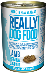 Really Dog Food Lamb 375g (12/carton)