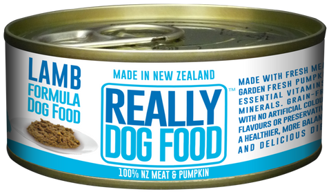 Really Dog Food Lamb 90g (24/carton)