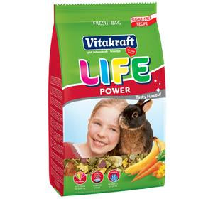 Vitakraft Life Power for Rabbit (600g, 1.8kg)