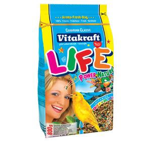 Vitakraft Life Power Mix for Canaries 800g