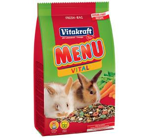 Vitakraft Menu Vital for Rabbit (1kg, 3kg, 5kg)