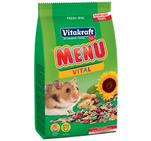 Vitakraft Menu Vital for Hamster (400g, 1kg)