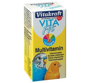 Vitakraft Vita Fit Multivitamin 10ml