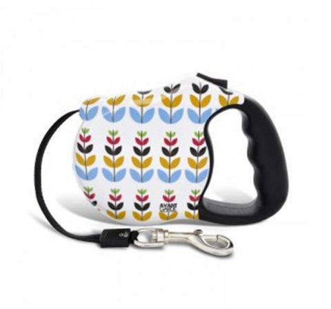 Avant Garde Retractable Leash (S, M)
