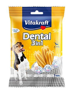 Vitakraft Dental 3in1 (12pcs/carton)