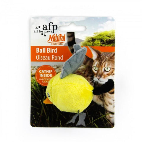 Image of All For Paws Ball Bird Toy