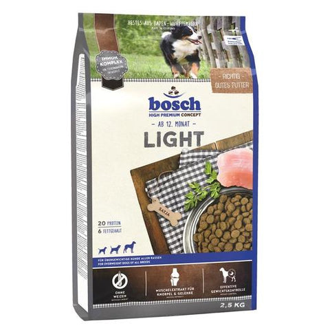 Bosch High Premium Light Dry Dog Food