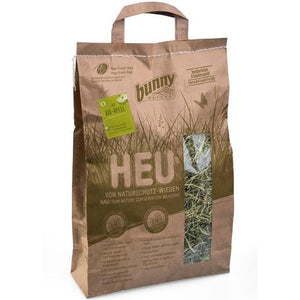 Bunny Nature Hay with Organic Apples Pieces 250g