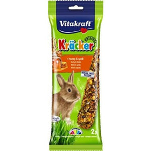 Vitakraft Kracker Honey Rabbit 2pcs