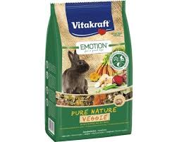Vitakraft Emotion Pure Nature Veggie Rabbit 600g