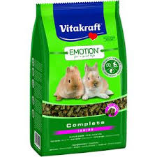 Vitakraft Emotion Complete Junior Rabbit 800g