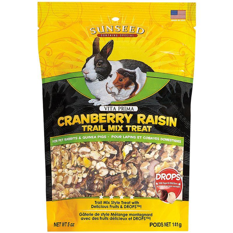 Sunseed Vita Prima Cranberry Raisin Trail Mix Treat 5oz