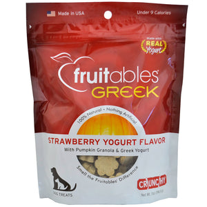 Fruitables Greek Strawberry Yogurt 7oz
