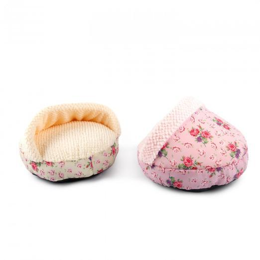 All For Paws Shabby Chic Hideaway Bed For Cat